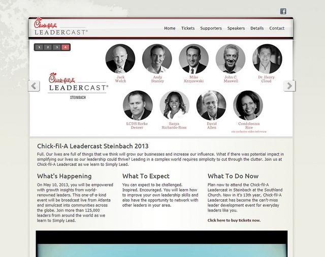 Leadercast by SunrizeGroup,  http://sunrize.bix