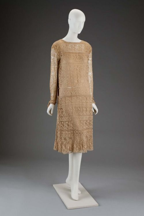 Dress 1925 The Museum of Fine Art, Boston