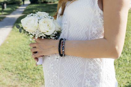 Ratgeber für Umstandsbrautkleider. Schwanger und die Hochzeit steht an - gar kein Problem!