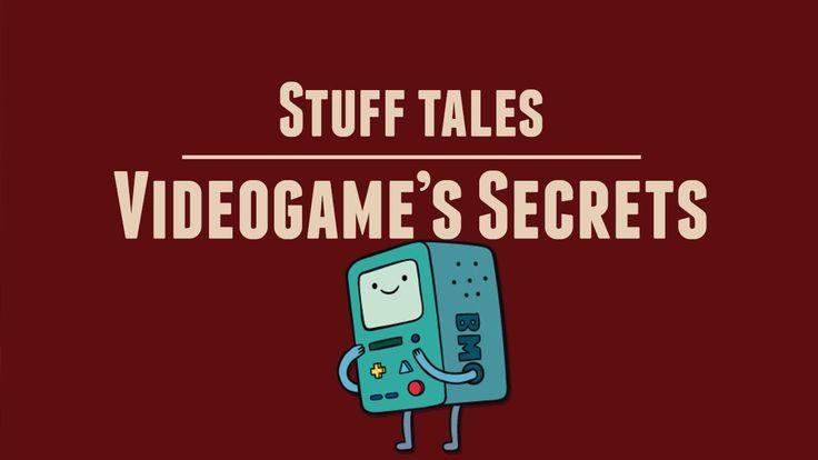 #Staff Tales10 - Videogame's Secrets