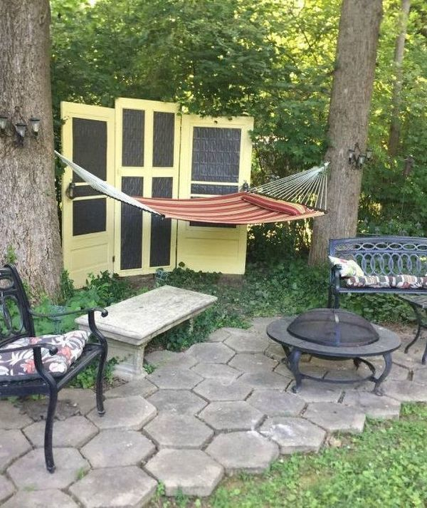 13 Clever Ways To Get Backyard Privacy Without A Fence Backyard