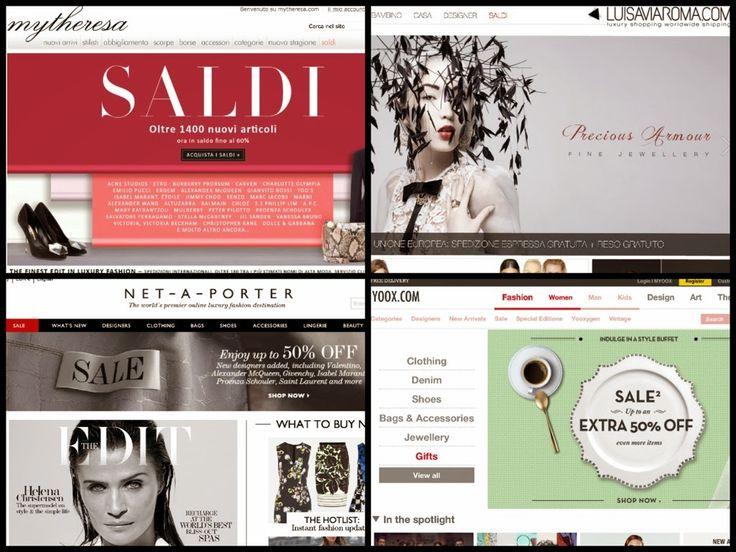 I migliori siti di shopping on line: la guida più completa che ci sia!