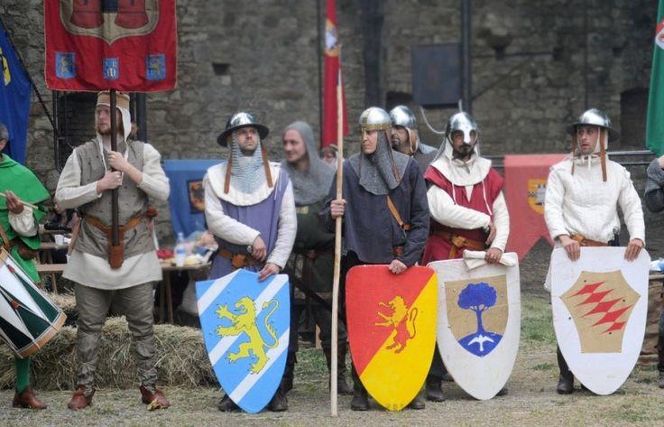 Cavalieri di Santa Fina in San Gimignano