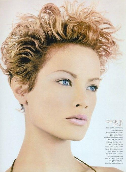☆ Carolyn Murphy | Photography by Raymond Meier | For Vogue Magazine France | May 1996 ☆ #Carolyn_Murphy #Raymond_Meier #Vogue #1996