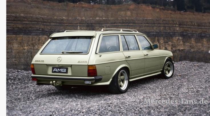 Unser Bilder-Blog zum 45-jährigen Jubiläum der Performance-Marke AMG - AMG 280 TE