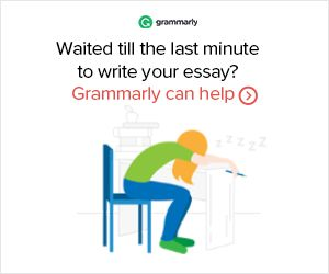 Get better grades, quick essay writing hack, save time, and so many other benefits to having automated grammar checking with Grammarly. Check out why I use it.