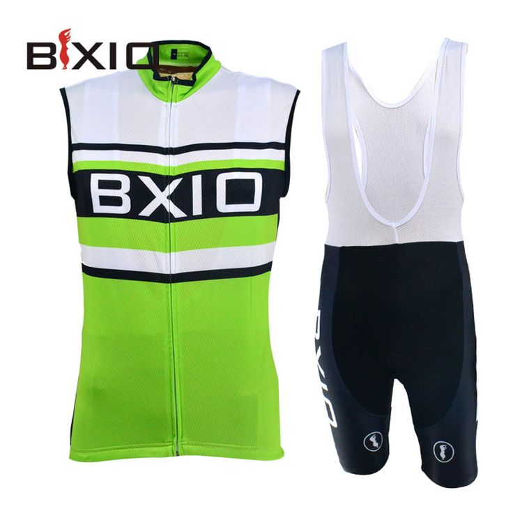 Cycling Jersey Sets Sleeveless Abbigliamento Ciclismo Sport Jerseys Cool Bicicleta Mountain Bike Clothes New Arrival BXIO 009 #Affiliate