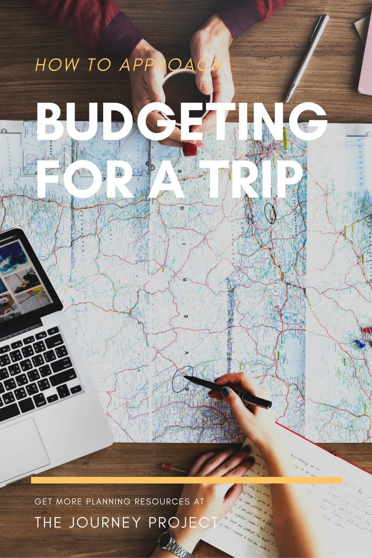 How to Approach Budgeting for Travel | It can be difficult to know how to budget for your trip and how much to save. Looking online for accurate cost estimates for a country can be confusing with the variety of travel styles out there. So rather than giving you an estimate of the costs of a particular country, here is how I approach budgeting for my travels, regardless of the destination.