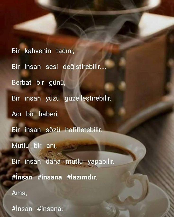 Kahveyi Aşk'a, seni ise kalbimdeki köşkte ağarladım↪yunus↩