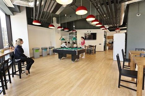 70 Creative and Inspiring Office Designs of Top Internet and Technology Companies - Quertime