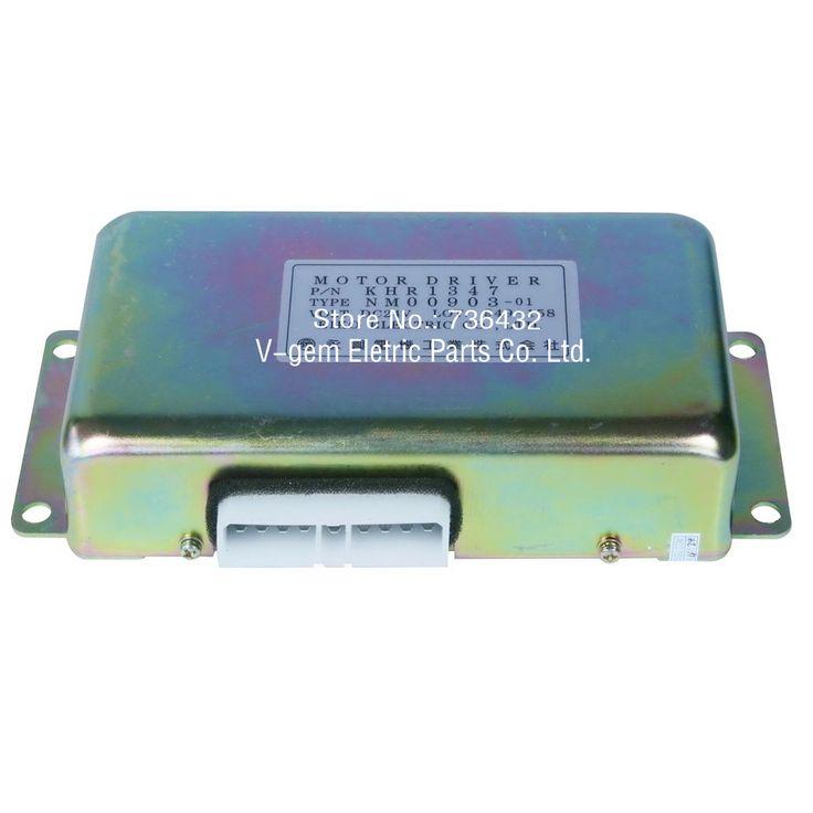 Free shipping! Throttle motor driver ,  accelerator controller ,Throttle Controller KHR1347 for Sumitomo crawler A1 A2