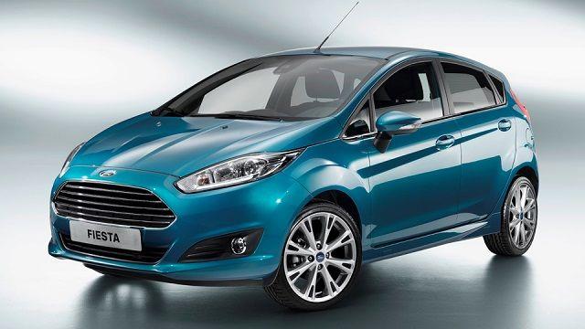 Manutenção do sistema de ar condicionado do New Ford Fiesta