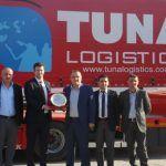 Tuna Lojistik müşteri memnuniyeti için Tırsan'a yatırım yaptı