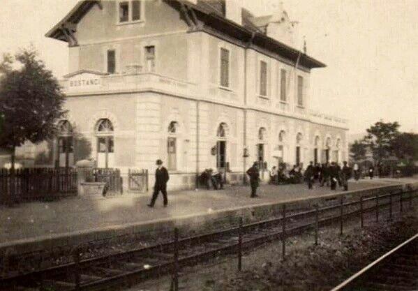 Bostancı istasyon 1920
