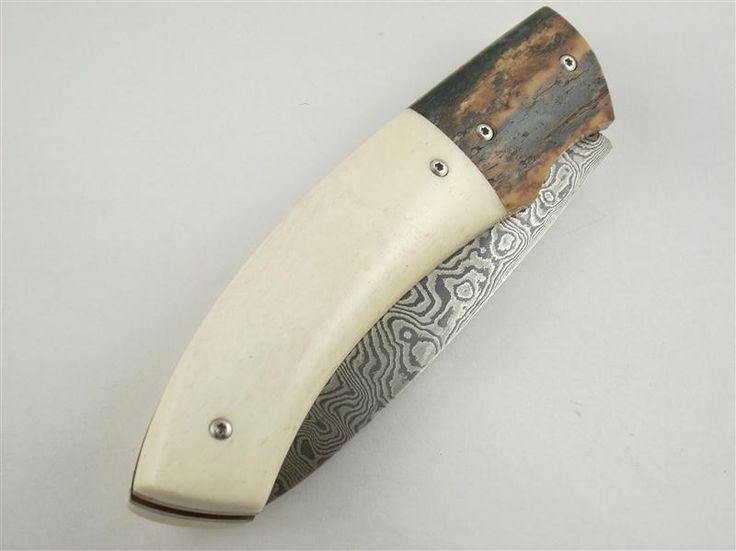 Klappmesser - k-nives Handgefertigte Messer und Messerbaukurse
