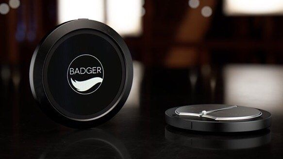 the.badger.meTo you. Us. The different ones.  To those who believe that Tomorrow is a place that will celebrate #expression and #communication A place for very #wearable badge.  #Launching soon  Check out our twitter and facebook page !  #entrepreneur #fashion #conference #advertise