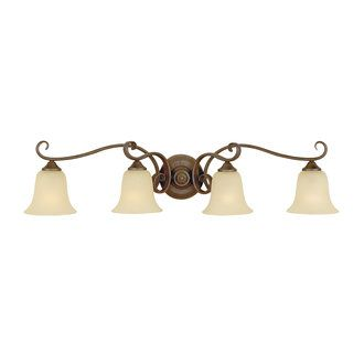 244 best tuscan bathroom images on pinterest bathrooms home the feiss vista four light vanity fixture in corinthian bronze offers shadow free lighting in your powder room spa or master bath mozeypictures Images