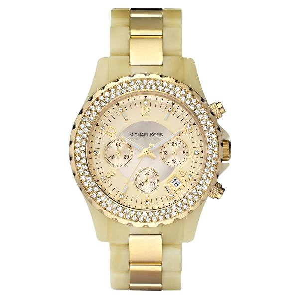 Buy Michael Kors Women's Parker Gold-Tone Watch MK and other Wrist Watches at gamerspro.cf Our wide selection is eligible for free shipping and free returns.