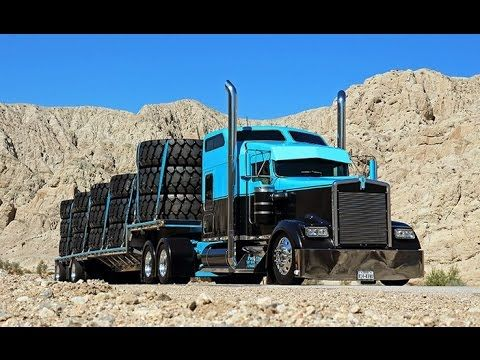 Custom Big Rigs By Byrd Thatwork V - YouTube