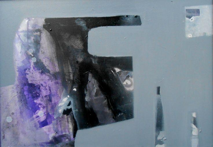 José Veloso (acrílico sobre tela 70x50) sem título