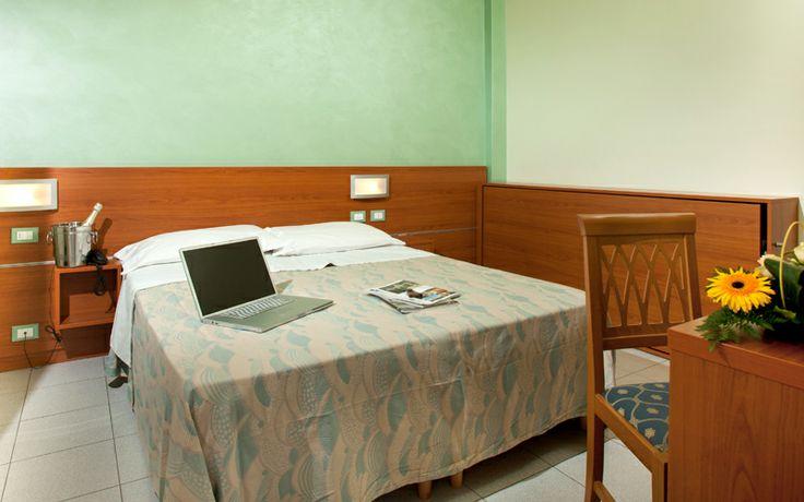 ... camere arredate in modo semplice e funzionale che lo rende meta ideale