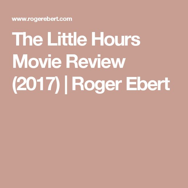 The Little Hours Movie Review (2017) | Roger Ebert