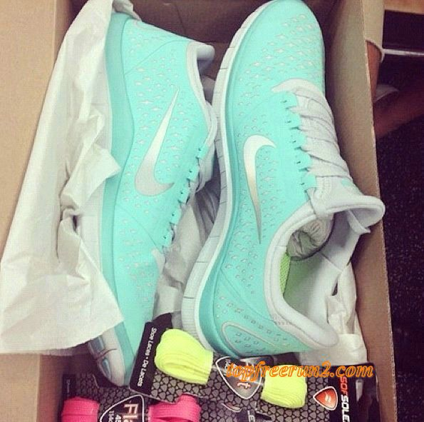 topfreerun2.com Over 61% Off Shoes,$49.99 Tiffany Blue Nikes #Running #Shoes Nice Lace