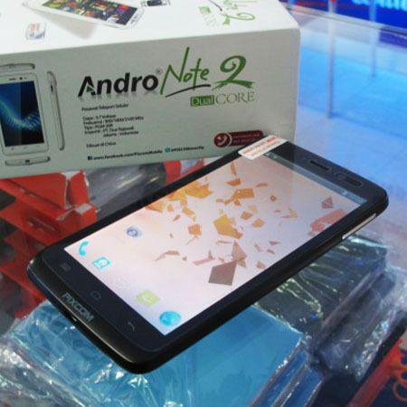 Andronote 2 Dual Core