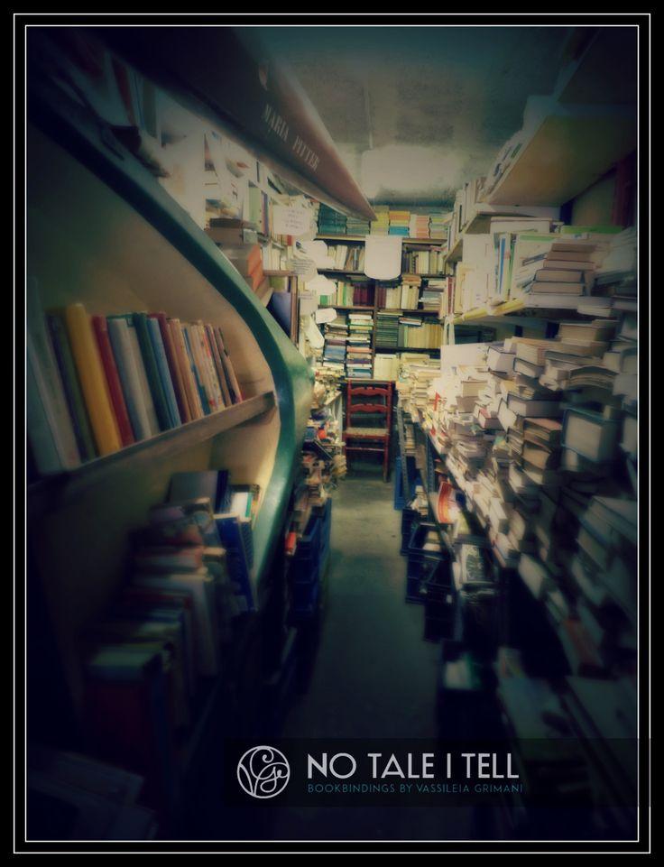 Libreria Acqua Alta. Venice (2014)