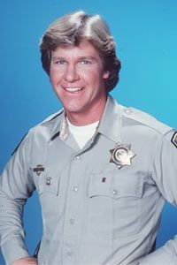 Larry Wilcox was born in San Diego, California. When he was a baby, his parents divorced. He lived with his grandfather in Rawlins, Wyoming, graduating high school there. http://en.m.wikipedia.org/wiki/Larry_Wilcox http://larrywilcox.net Original Pinner:  There was a husband and wife team of writers for the C.H.I.P.s show - the Turleys who have cousins in Sheridan, Wyoming.
