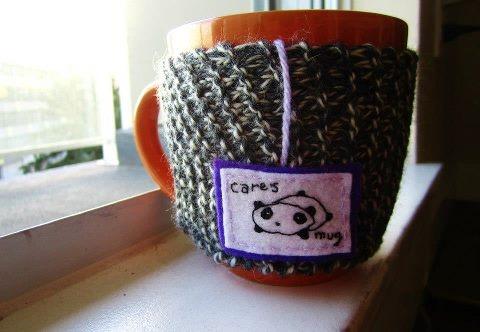 "Onana Snug Mug Cozy || ""Care's Mug"""