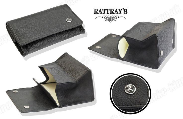 Rattray's Small Box Pipe Tobacco Pouch - TP2
