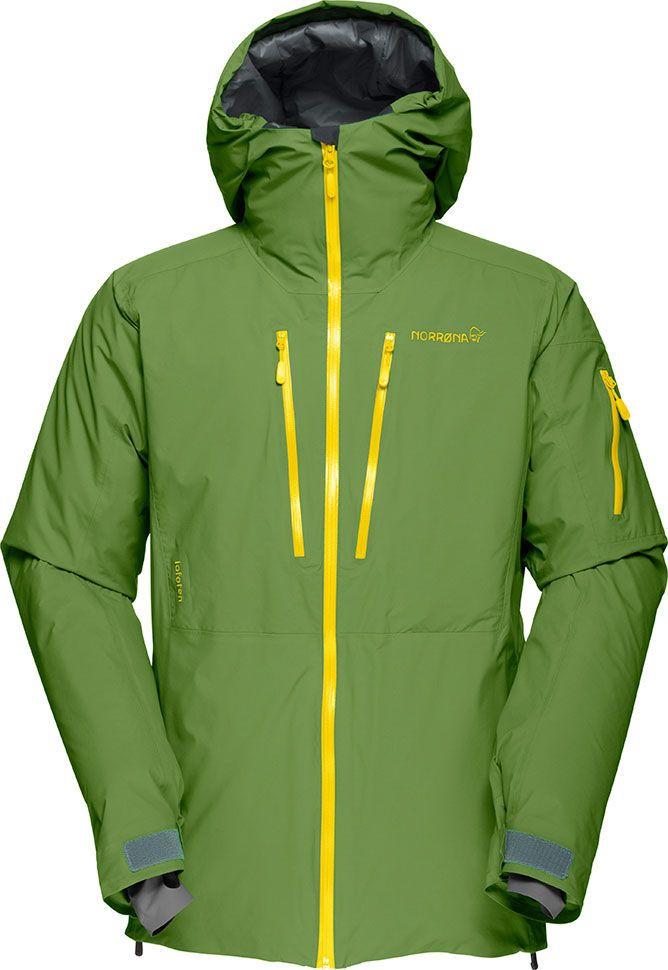 Norrøna lofoten Gore-Tex Primaloft jakke for ski til herre - Norrøna®