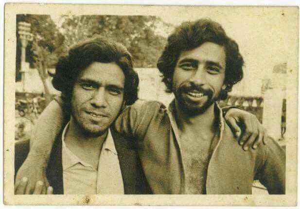 Om Puri and Naseer uddin Shah