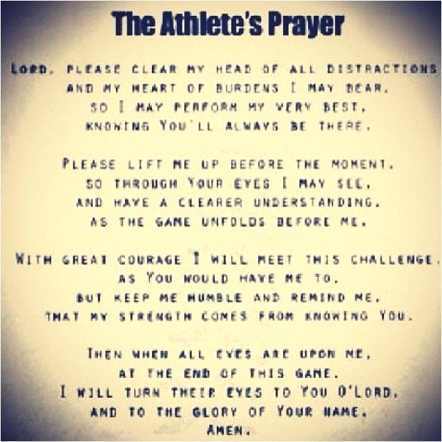 25 best ideas about athletes prayer on pinterest live