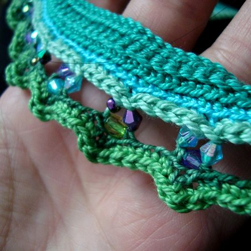 391 Best Crochet Puntillas Images On Pinterest