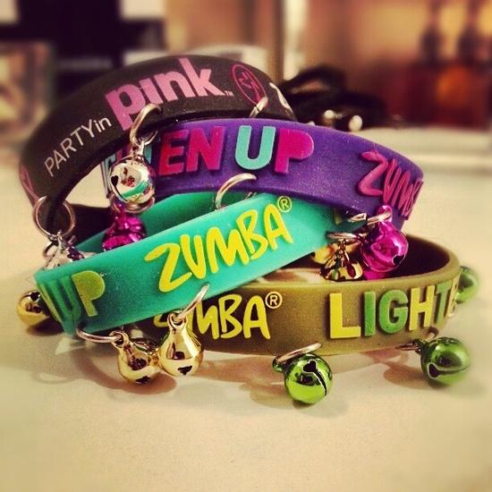 Zumba bracelets                                                       …