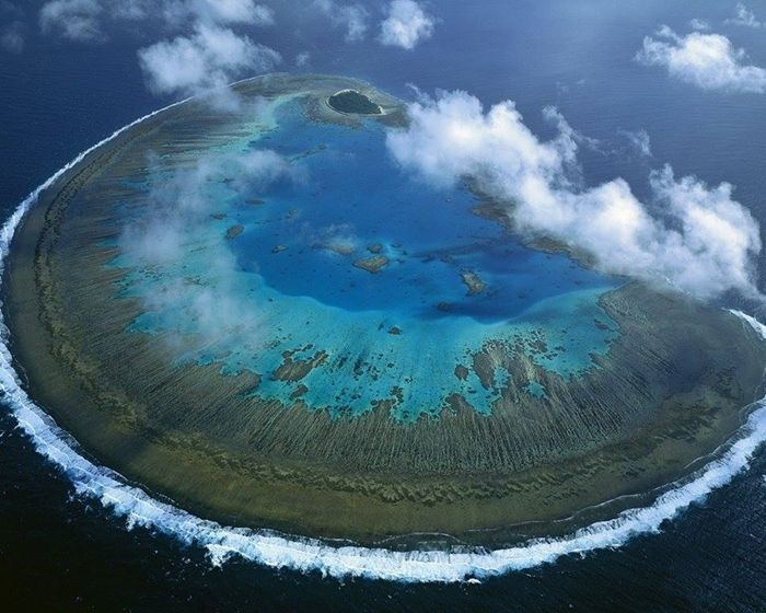 Grande barreira de corais da Austrália