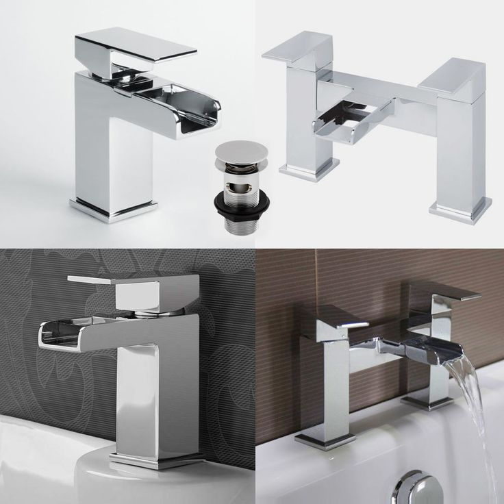 Best 25+ Bathroom waterfall taps ideas on Pinterest | Faucet ...