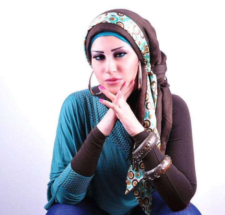 casual egyptian hijab