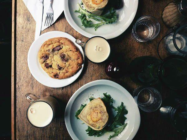 Manger chic et sain à Paris