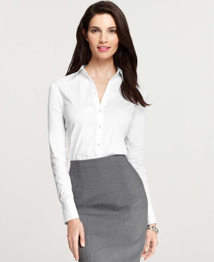 4308 best images about satin and silk blouses on pinterest for Crisp white dress shirt