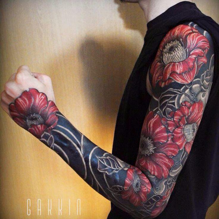 tattoo by gakkin tattoo ink pinterest piercing. Black Bedroom Furniture Sets. Home Design Ideas