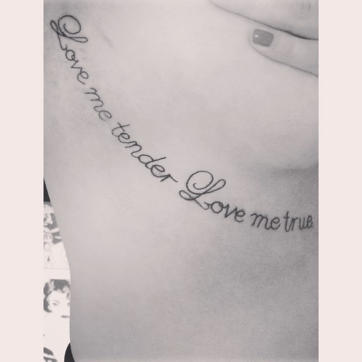 Elvis tattoo #Elvis #Tattoo #Blackandwhite #Quote