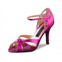 Maia Nueva Epoca - Chaussure de danse cuir fushia