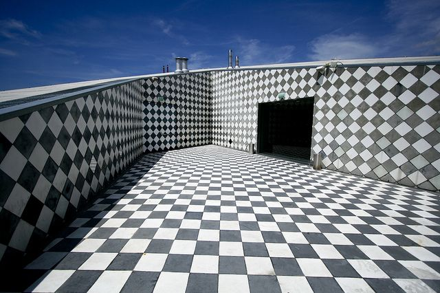 Casa da musica roof | Flickr - Photo Sharing!