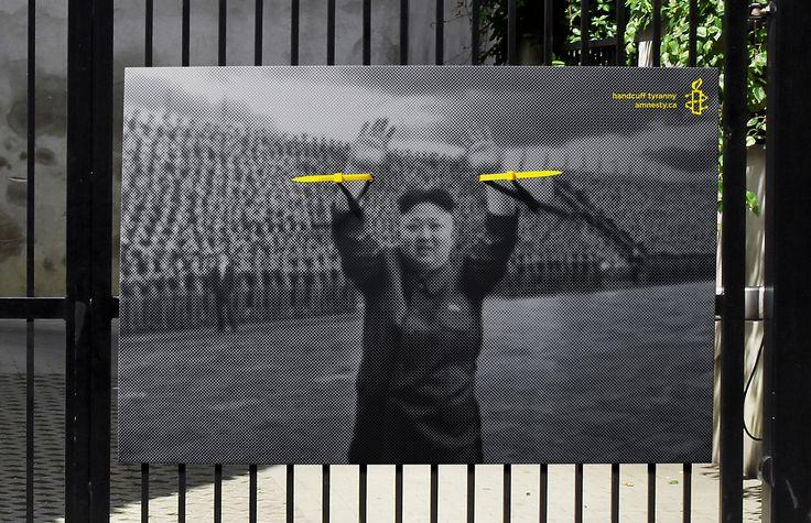 Adeevee - Amnesty International: Handcuff tyranny