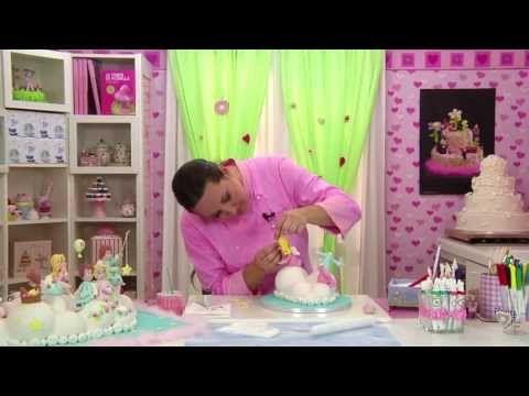 "Fiorella Balzamo | ""I Love Cake Design"" | Puntata 5"