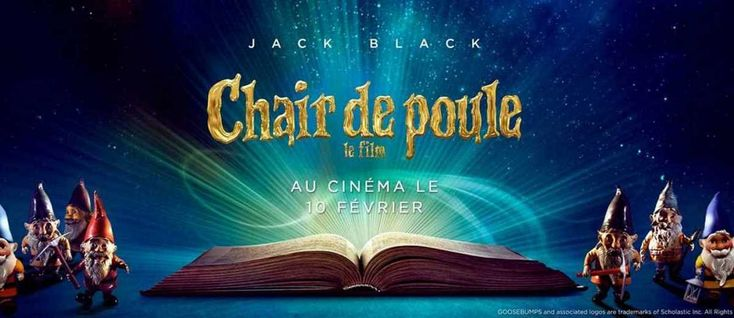 Chair de Poule, un film de Rob Letterman : critique