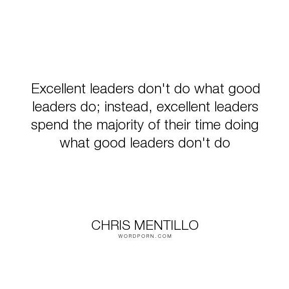 Chris Mentillo -